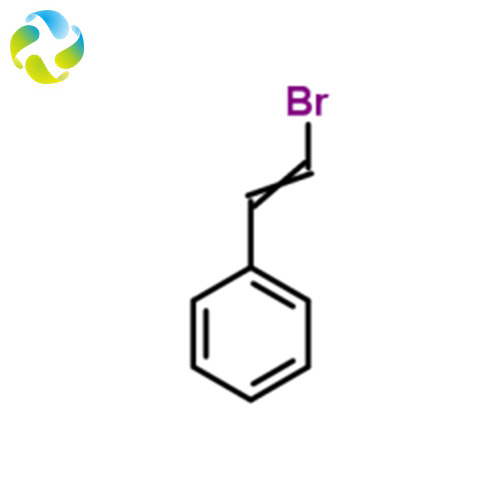 Beta-Bromostyrene, Mixture of Cis/Trans Isomers, Bromo-Sulphate CAS 103-64-0