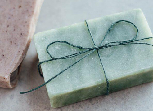 Where Does the Scent of Natural Soap Come from?